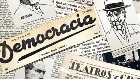 LA FAMILIA MACHADO RUIZ Y LA PRENSA DESDE EL (1934